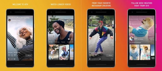 Instagram launches video platform called IGTV to counter YouTube