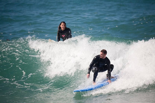 Gift Voucher: 6 Private Surfing Lessons at Gazebbo, Herzliya Pituach, Israel