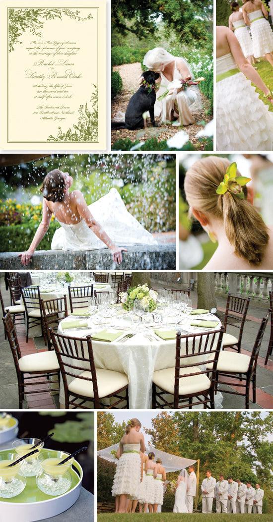 A Garden Wedding - R