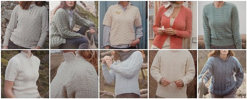 """Favourites from """"Country Weekend Knits"""""""