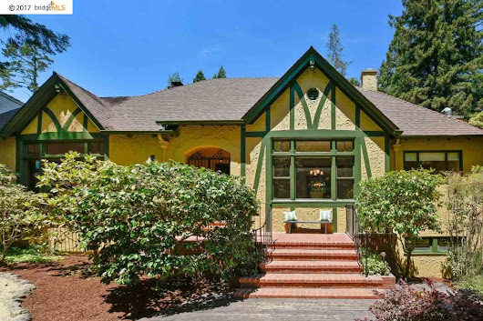Delightful English Tudor For Sale at 5801 La Salle Avenue