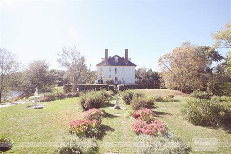 Hamilton House   South Berwick, Maine Wedding Photography