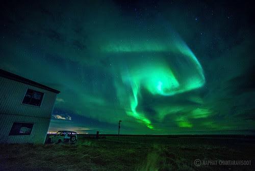 Aurora turbine