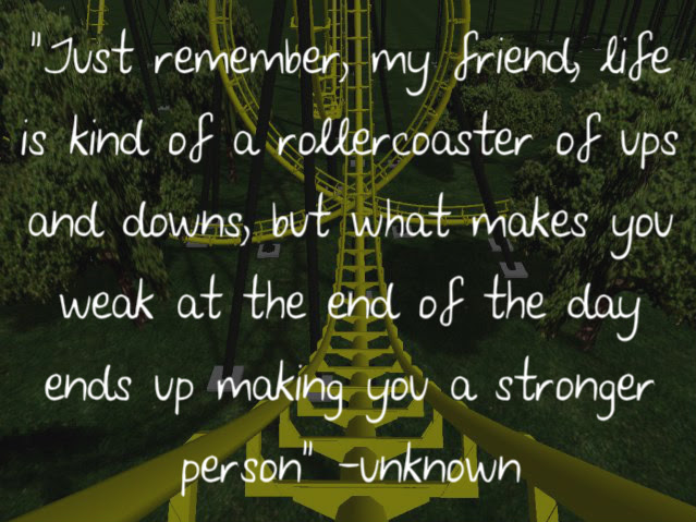 Quotes About Life Ups And Downs 60 Quotes