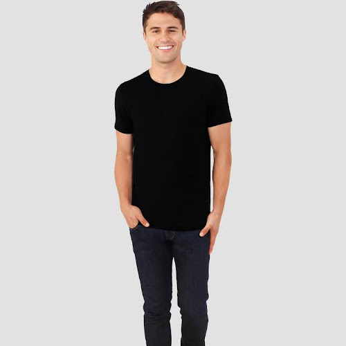 ea8e8a663 Fruit of The Loom Select Men s Everlight Short Sleeve T-Shirt - Black M