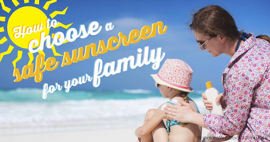 Some of the Most Toxic Sunscreens and Safer Options