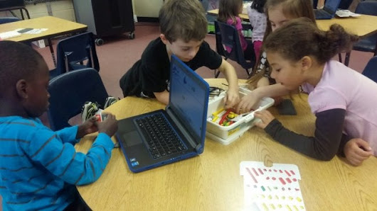 Let's Makey Makey Our Class Inclusive, a project from Mrs. Studstill