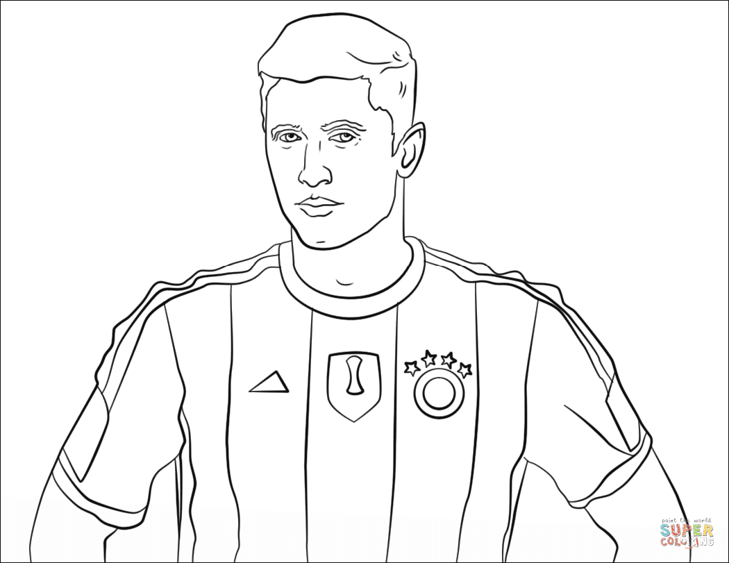 710 Top Coloring Pages Ronaldo  Images