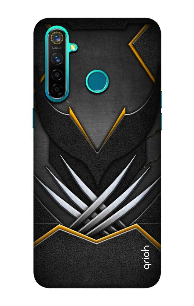 Bl   ack Warrior Case Realme 5 Pro Back Cover - Flat 35% Off