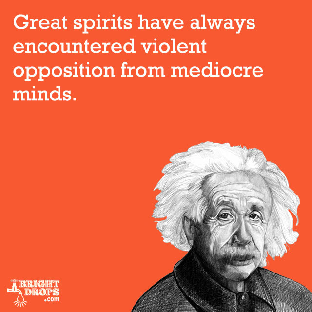27 Quirky Albert Einstein Quotes On Everything Bright Drops