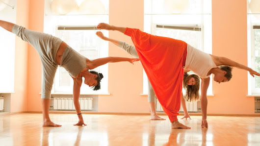 New Yoga course and New Classes 2015 - Chris Feld