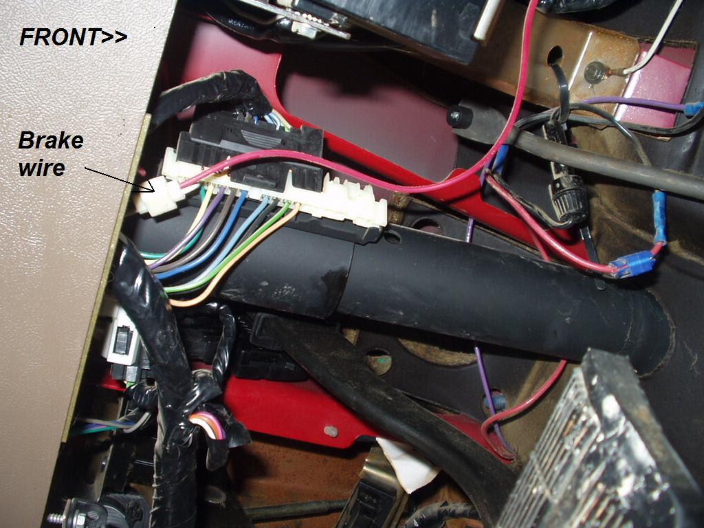 Trailer Brake Controller 1993 Gmc Chevy Truck