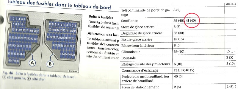 Fuse Box Diagram Vw Passat 2001