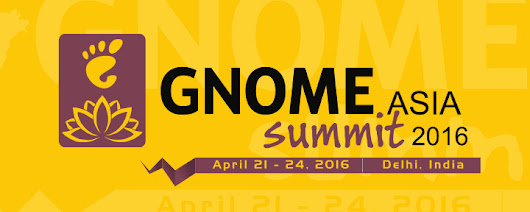 GNOME.Asia Summit 2016 call for sponsors