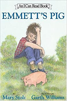 http://www.amazon.com/Emmetts-Pig-Can-Read-Book/dp/0060597127/ref=sr_1_4?ie=UTF8&qid=1398380779&sr=8-4&keywords=emmett%27s+pig