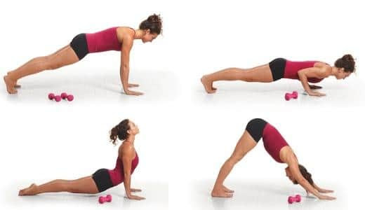 Best 10 Yoga Asans for flat tummy, Fat reducing Yoga poses