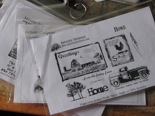 stamp organization 007