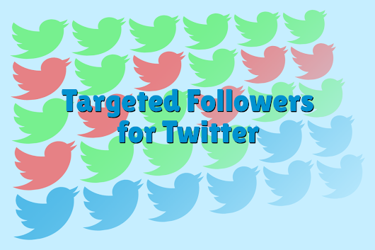 Followizator - Targeted Followers for Twitter