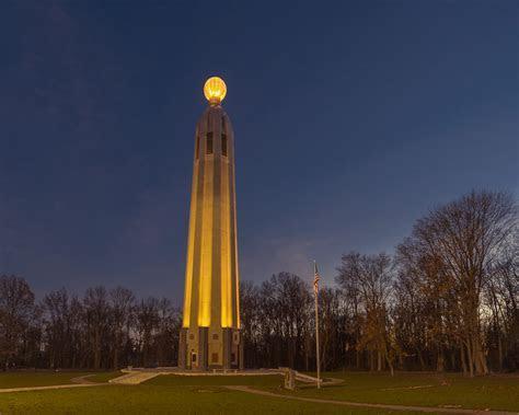Art Deco Thomas Edison Memorial Tower, Menlo Park, NJ   Flickr