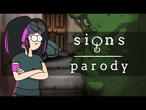 "Unearthly TV Teaser - ""Signs"" Parody"