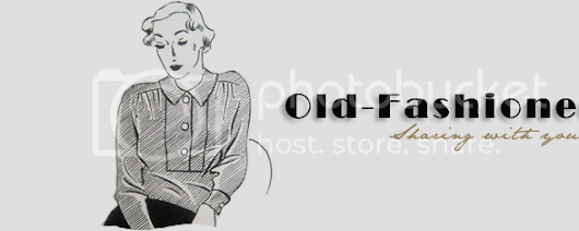 Old-fashioned at heart