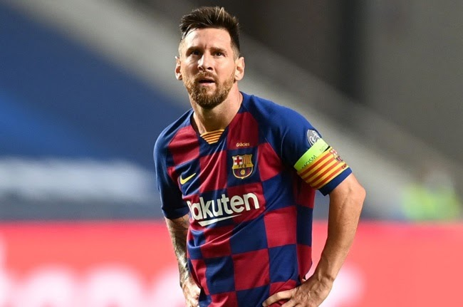 OFFICIAL | Lionel Messi signs two-year deal with PSG