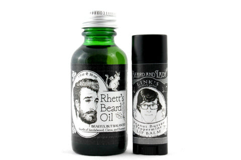 Rhett and Link release Beard and Lady Beard Oil and Lip Balm