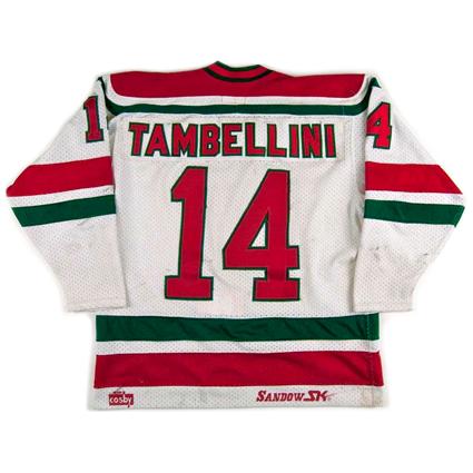 New Jersey Devils 82-83 jersey, New Jersey Devils 82-83 jersey