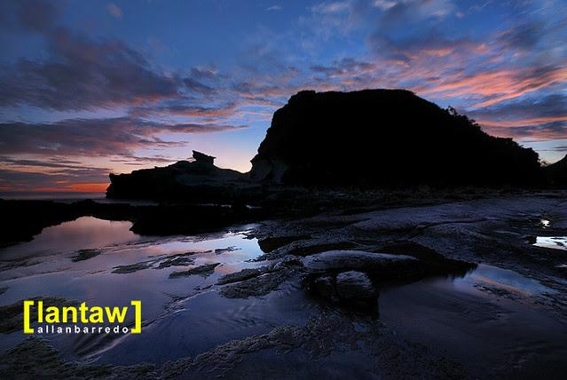 Kapurpurawan Sunrise