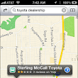 In which Apple Maps leads me astray
