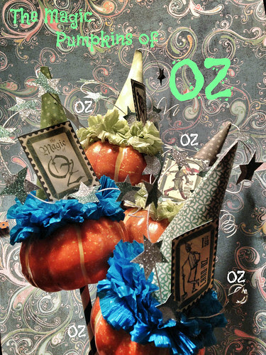 Pumpkins of Oz