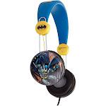 DC Comics HP1-01082 Batman Kids Over The Ear Headphones
