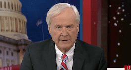 Chris Matthews Hammers Trump For Going 'AWOL' While High Schoolers Show More Leadership On Guns