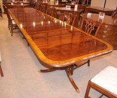 Regency Dining Tables