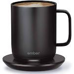 New Ember Temperature Control Smart Mug 2 - 10 oz Black Heated Coffee Mug
