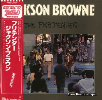 BROWNE, JACKSON pretender, the