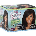 Luster's Pink Smooth Touch No-Lye Relaxer Retouch Kit, Super