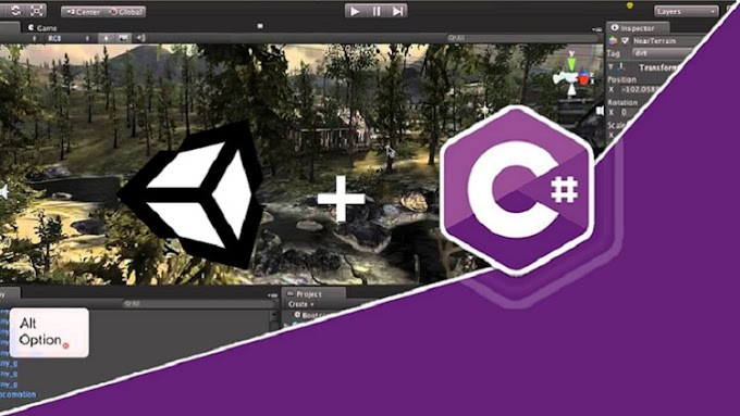 [100% Off UDEMY Coupon] - Unity C# scripting : making three 2D game in Unity