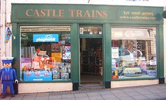 Castle Trains, Warwick