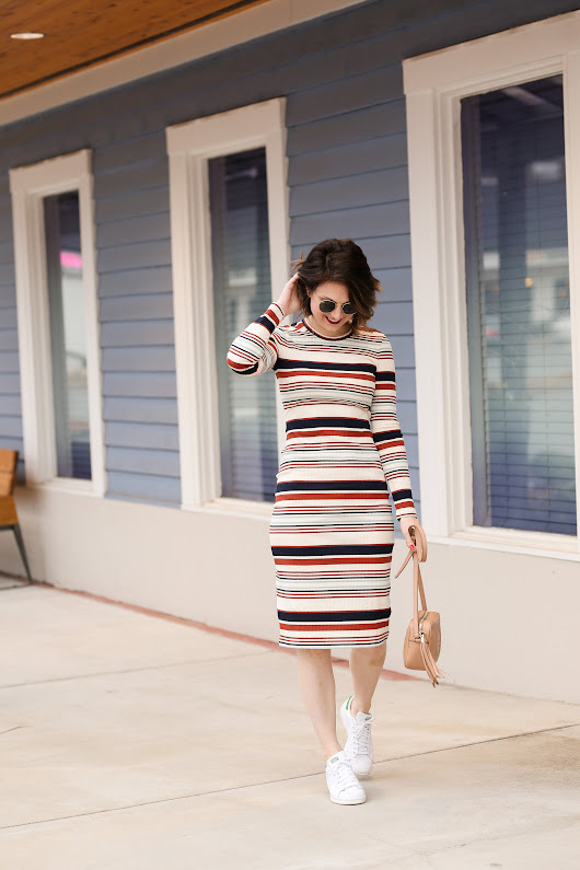 How to Wear the Same Dress in Every Season - Polished Closets