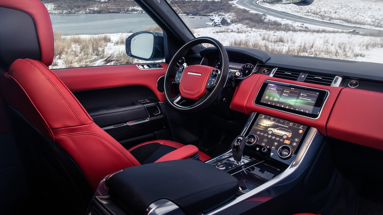 Range Rover Sport HST Interior 2019 Wallpaper | HD Car Wallpapers | ID #12023