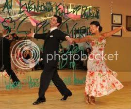 Ballroom Dancing with Marsha L. Wiest-Hines