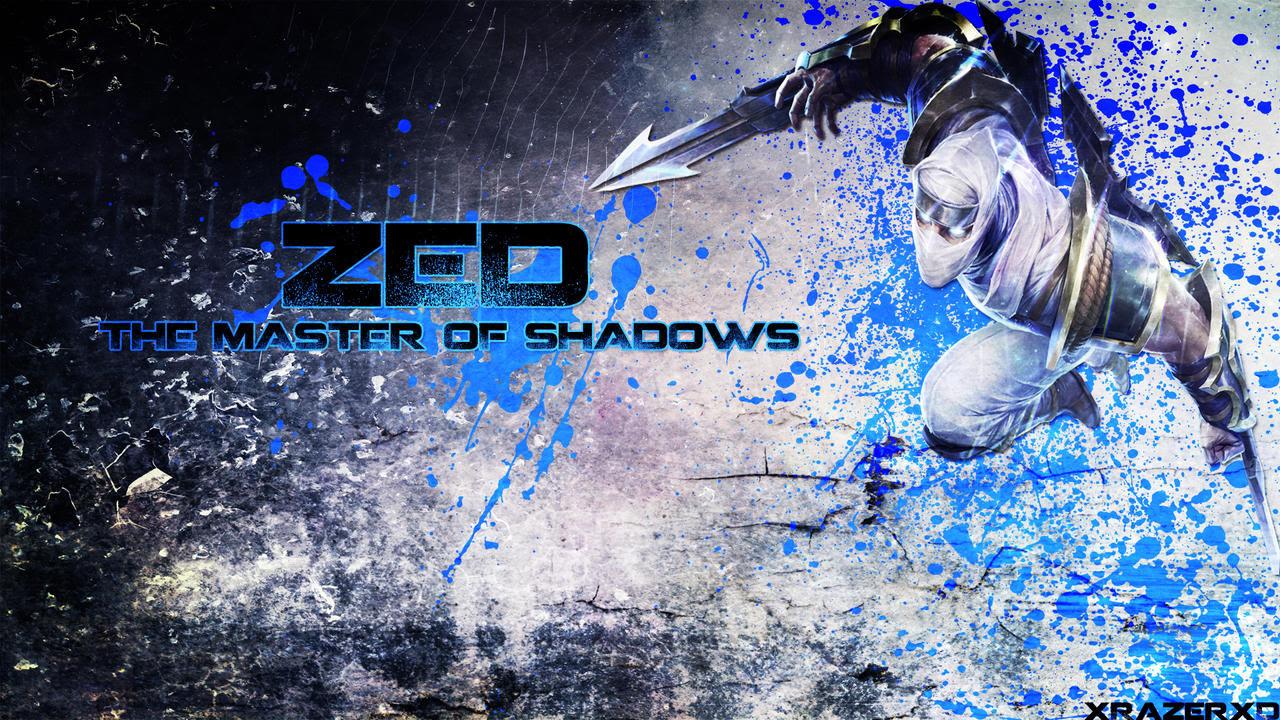 Zed tapety  League of Legends PL  newsy, poradniki