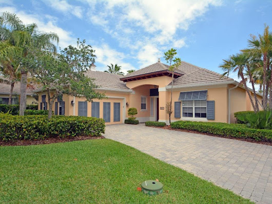 3 bed / 3 full, 1 partial baths  Home in Vero Beach for $620,000
