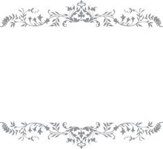 This blank invitation template obviously doesn