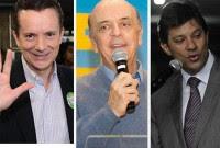 Apoiado pela Universal, Russomanno sai da disputa e Serra enfrenta Haddad no 2º turno em São Paulo