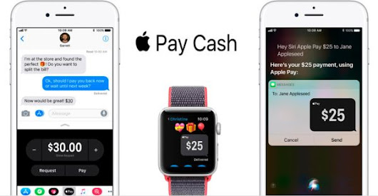 Apple Pay Cash Officially Launches For iOS 11.2 Users
