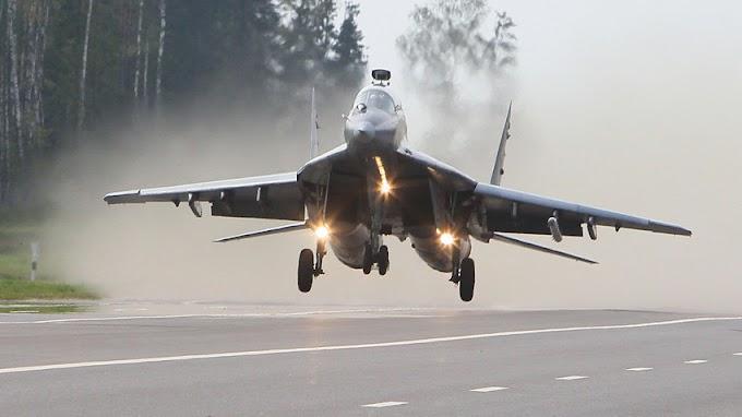 México pode substituir caças americanos F-5 pelos russos MiG-29M