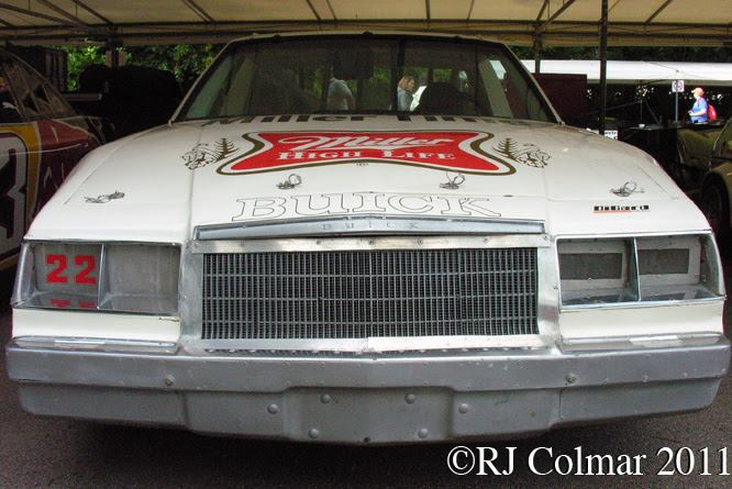Buick Regal, Goodwood Festival of Speed