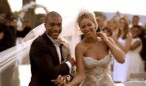 Beyonce Video Wedding Dress   Best I Never Had Video